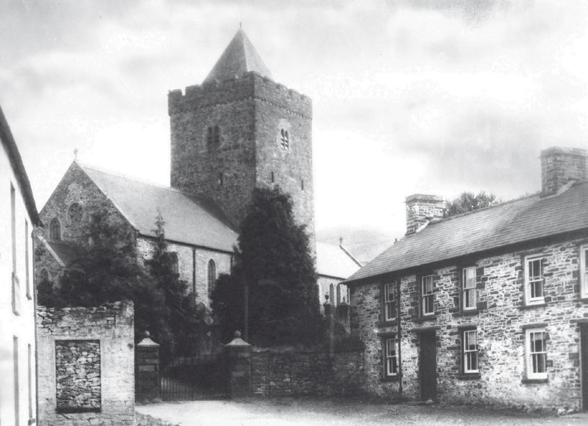 St David's Church, Llanddewi Brefi