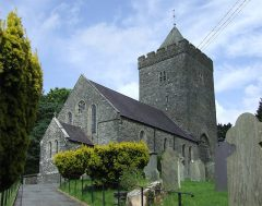 St David's Church, Llanddewi Brefi